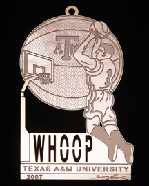 "2007 Texas A&M Collector's Ornament -""The Shot"""