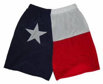 Texas Flag Walking Shorts