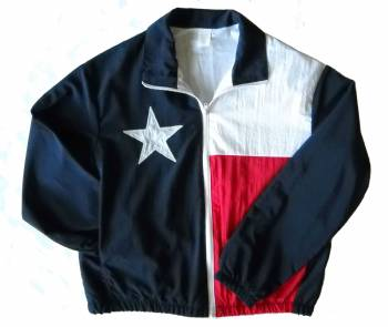 Texas Flag Lined Jacket