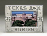 Hand Crafted Texas A&M Frame by Arthur Court