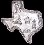 Hand Crafted Texas Chip Tray by Arthur Court