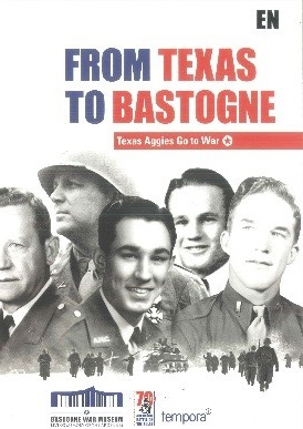 "Commemorative Exhibit Catalog ""From Texas to Bastogne"""