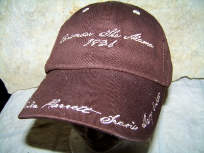 Remember the Alamo 1836 Cap
