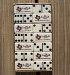 Dominoes - Texas Lone Star State Dominoes by Puremco