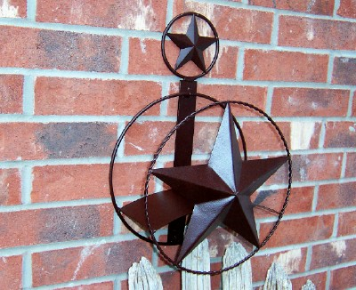 Texas Lone Star Hose Spool