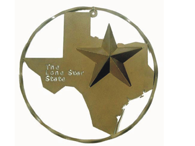 Metal Art Texas and The Lone Star State