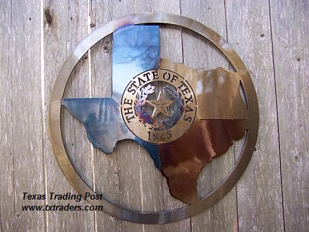 State of Texas-1845 Wall Decor
