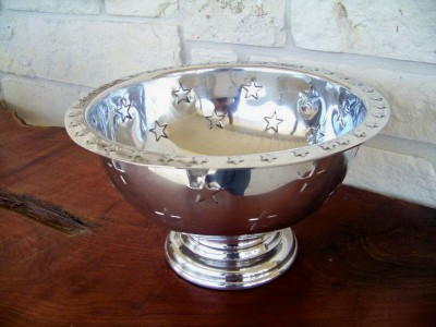 Texas Lone Star Punch Bowl