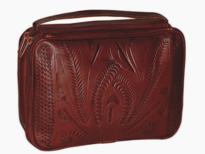 Bible Cover by Ropin West - Tooled Leather