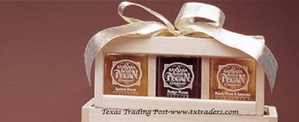 The Great San Saba River Pecan Co. Jelly Gift Set