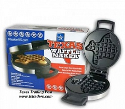 Texas Entertaining, Kitchen, Texas Waffle Makers