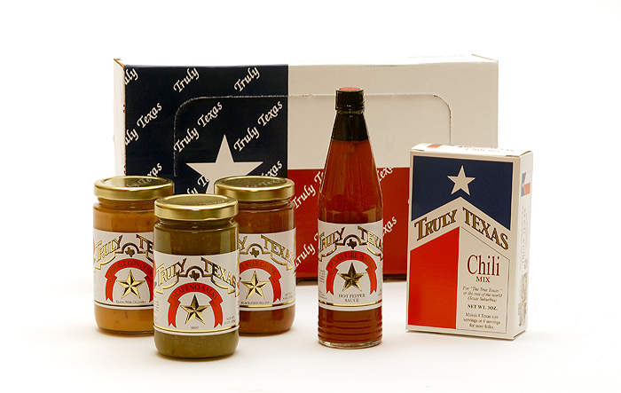 Texas Special Gift Pack-Texas Spices and Chili