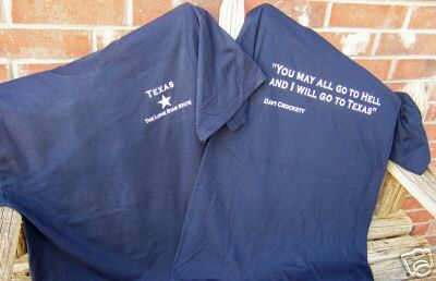 Texas T-Shirts, Tops, Jackets