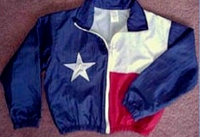 Texas Flag Youth Jacket
