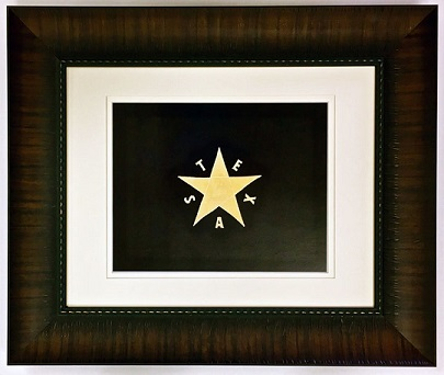 Texas Battle Flag - First Republic Flag