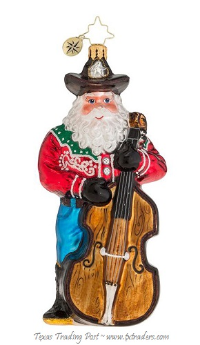 Christopher Radko Western Sky Christmas Ornament