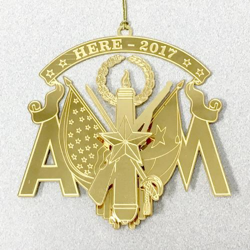 Texas A&M Collector's Ornament - 2017 - Aggie Muster