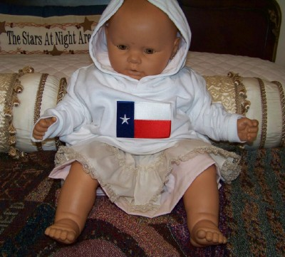 Texas Flag Kids Sweatshirt and Hoodie