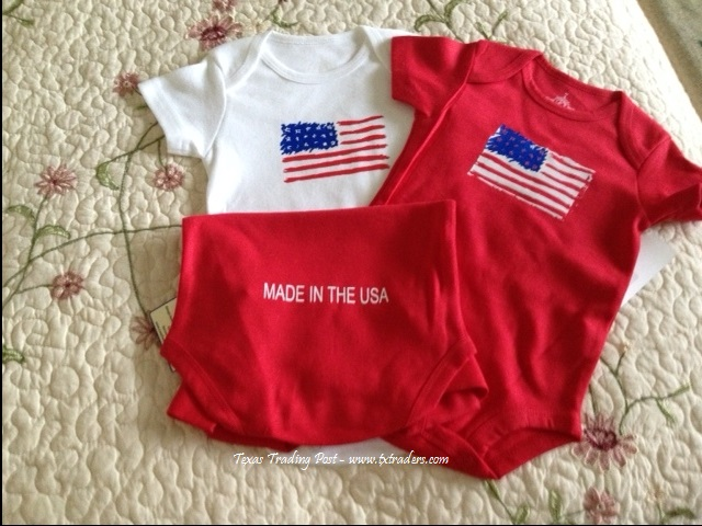Baby USA One-Piece Set