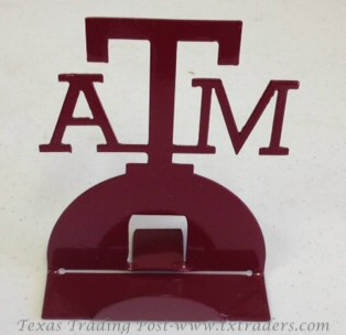 Texas A&M Business Card Holder-Made in Texas!