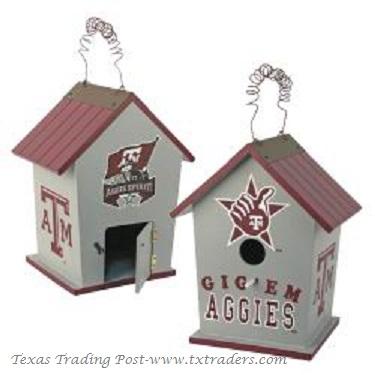 Bird House-Texas A&M