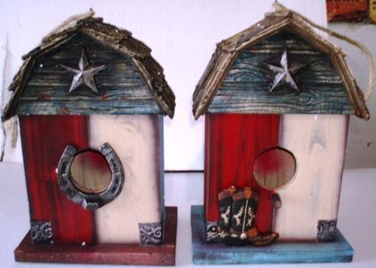 Bird House - Texas Bird House