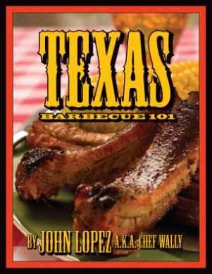 Recipe Book  - Texas Barbecue 101