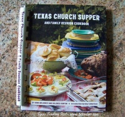 Recipe Book  - Texas Church Suppers