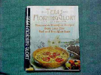 Recipe Book - Texas Morning Glory Breakfast