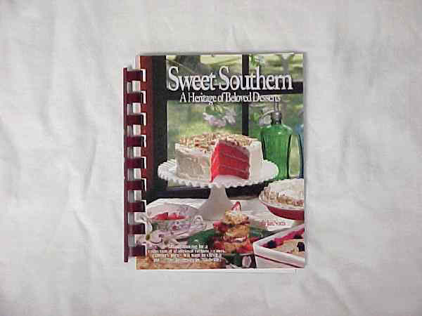 Recipe Book - Sweet Southern Dessert Recipes