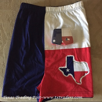 Magic Boxer Shorts - Texas Flag Boxer Shorts