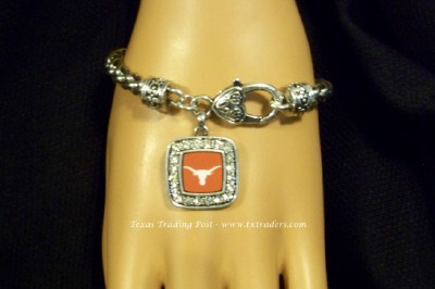 Bevo - Blingy Bracelet with Bevo and Brighton-Style Clasp