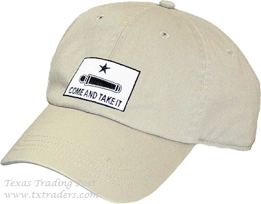 Texas Cap with Come and Take It