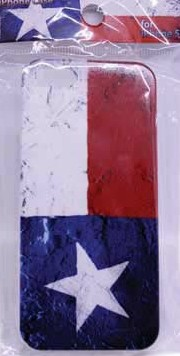 Cell Phone Cover for an iPhone 4 - Texas style!