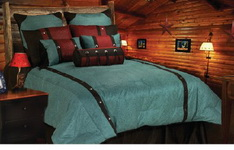 Cheyenne Texas 5 Piece Comforter/Bed Set - Twin