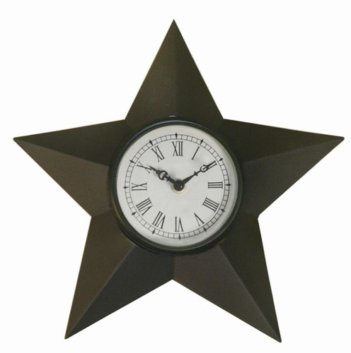 Texas Lone Star Clock