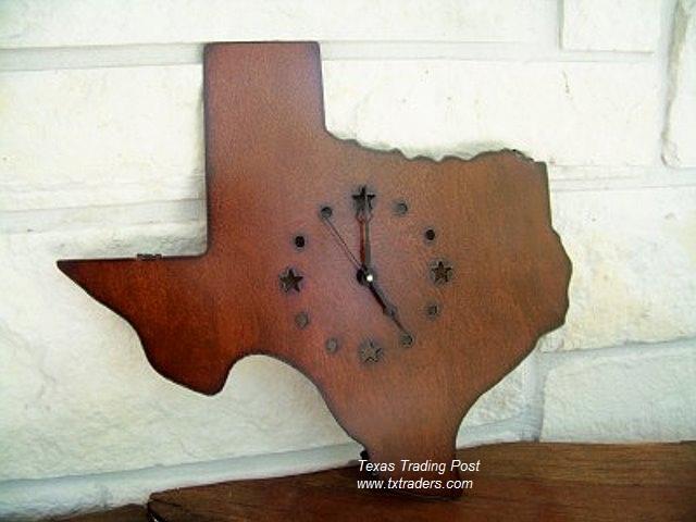 Texas Clocks And Western Clocks
