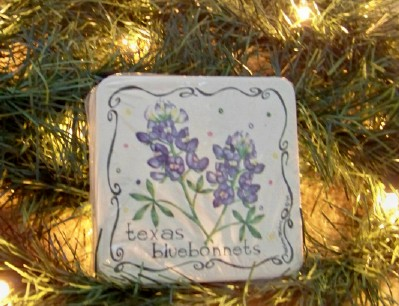 Coasters - Texas Bluebonnets