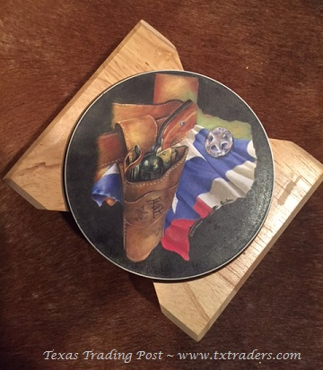 Aquastone Coasters Honoring our Texas Rangers