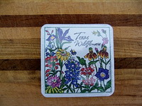 Coasters - Texas Wildflowers