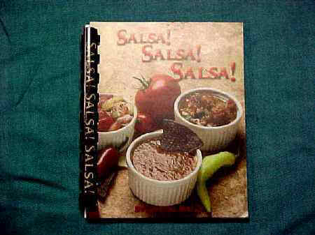 Recipe Book - Salsa Salsa Salsa