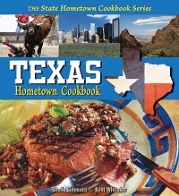 Texas Recipes Cook Books