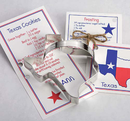Texas Cookie Cutter