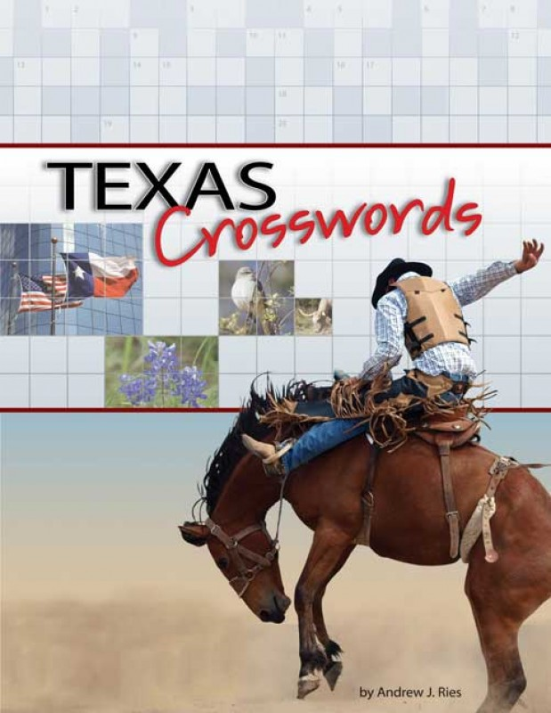 Book of Texas Crosswords