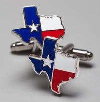 Texas Jewelry-Cufflinks, Necklaces, Belt Buckles