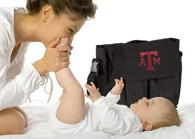 Baby Texas Aggie Diaper Bag