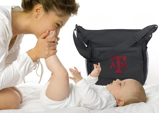 Baby Aggie - Texas A&M Diaper Bag