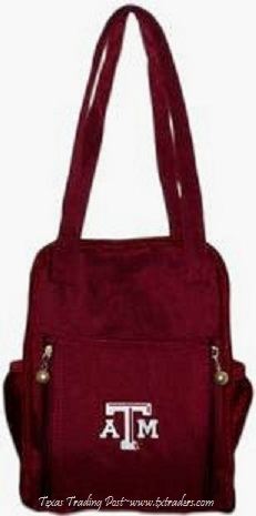 Texas A&M Aggies Mini Diaper Bag