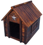 Dog House for your Pups - Texas Style