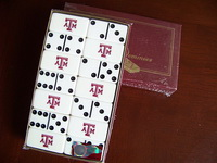 Dominoes - Texas A&M by Puremco